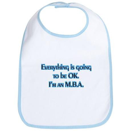 OK I'm an MBA Bib