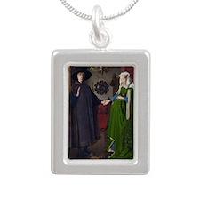 Arnolfini Marriage (by Jan van Eyck) Necklaces