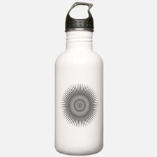 Burst Water Bottle