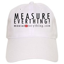 MEASURE EVERYTHING! (9.5 inches Baseball Cap
