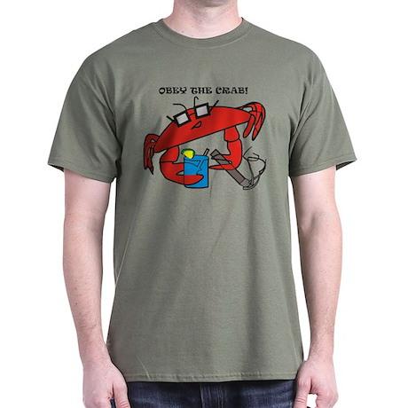 Crabby Dark T-Shirt