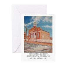Cute Churches Greeting Cards (Pk of 20)
