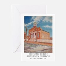 Unique Church Greeting Cards (Pk of 20)