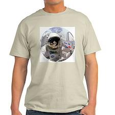 Kiss Da Cook4 Ash Grey T-Shirt