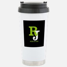 Modern Monogram Travel Mug