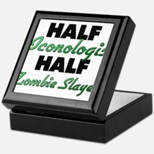 Half Iconologist Half Zombie Slayer Keepsake Box