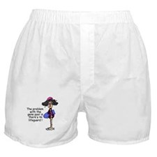 Funny Heredity Boxer Shorts