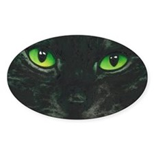 Black Cat Nebula by Lori Alexander Decal