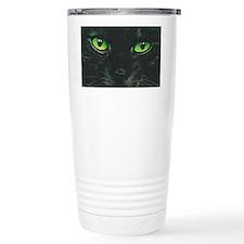 Black Cat Nebula by Lori Alexan Travel Mug