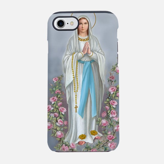 Blessed Virgin Mary 02 iPhone 7 Tough Case