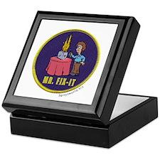 Mr. Fix-it Award Keepsake Box