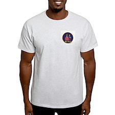 Mr. Fix-it Award Ash Grey T-Shirt