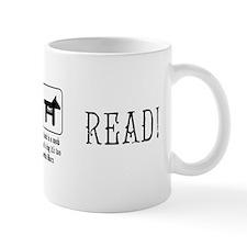 Book man's best friend Groucho Marx Mug
