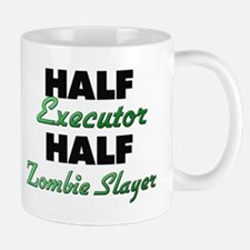 Half Executor Half Zombie Slayer Mugs