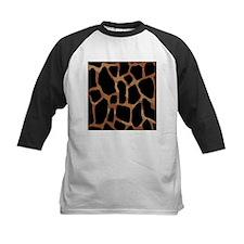 Giraffe Print Baseball Jersey