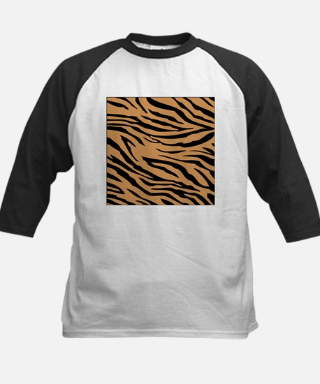Tiger Stripes Baseball Jersey