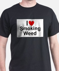 Smoking Weed T-Shirt