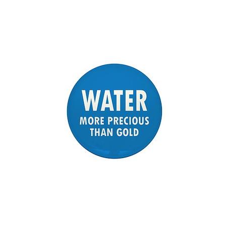 WATER ... Mini Button