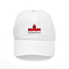 Gibraltar Baseball Cap