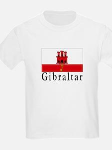 Gibraltar Kids T-Shirt