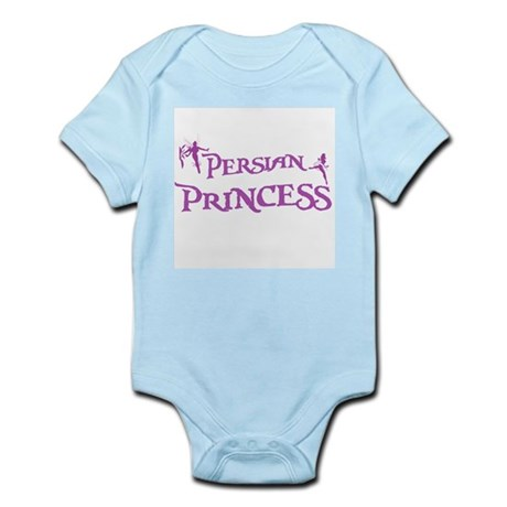 Persian Princess Infant Bodysuit