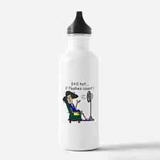 Hot Flash Humor Water Bottle