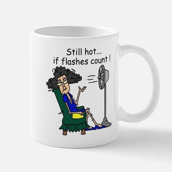 Hot Flash Humor Mug