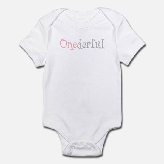 Onederful (girl) Infant Bodysuit