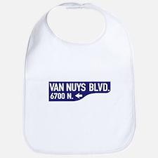 Van Nuys Blvd., Los Angeles - USA Bib