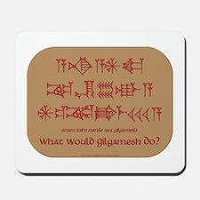 What Would Gilgamesh Do? Mousepad
