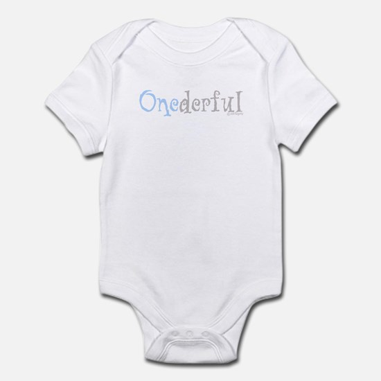 Onederful (boy) Infant Bodysuit