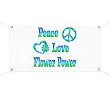 Flower Power Banner