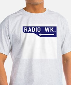Radio Wk., Los Angeles - USA Ash Grey T-Shirt