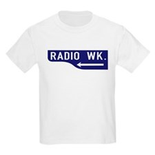 Radio Wk., Los Angeles - USA Kids T-Shirt