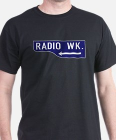 Radio Wk., Los Angeles - USA T-Shirt
