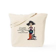 Relationship Humor Tote Bag