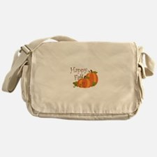 Happy Fall Y'all Messenger Bag