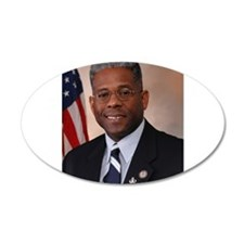 Tea Party favorite Allen West Wall Decal