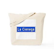 La Cienega Blvd., Los Angeles - USA Tote Bag