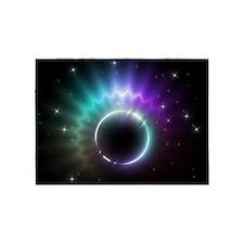 Mystic Prisms - Sun - 5'x7'Area Rug