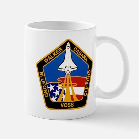 STS-53 Discovery Mug