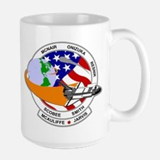 STS-52L Challenger's Last Mug