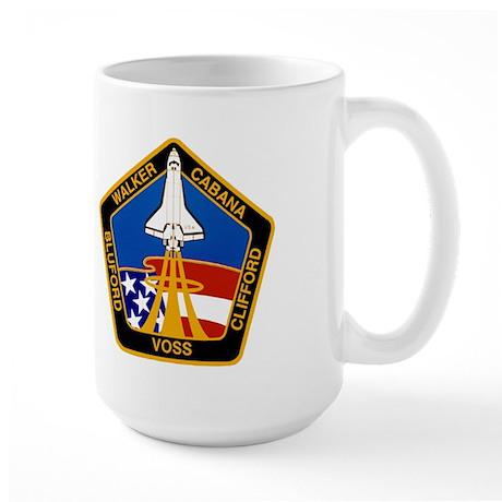STS-53 Discovery Large Mug