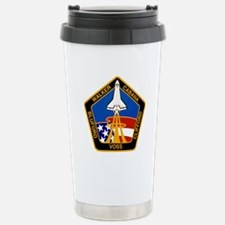 STS-53 Discovery Stainless Steel Travel Mug