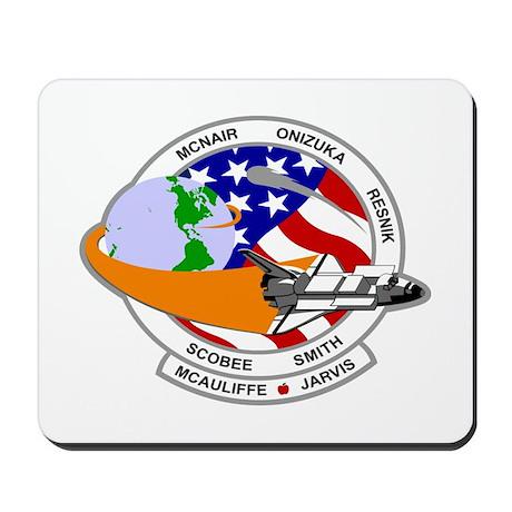 STS-52L Challenger's Last Mousepad