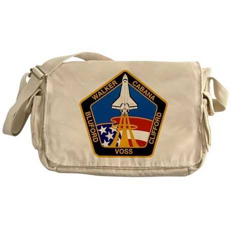 STS-53 Discovery Messenger Bag