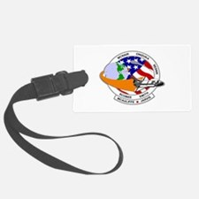 STS-52L Challenger's Last Luggage Tag