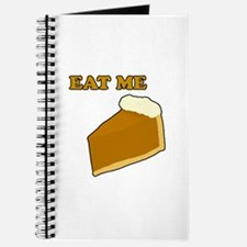 Eat Me Pie Journal
