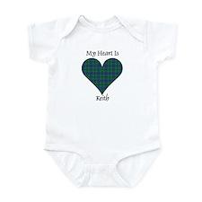 Heart - Keith Infant Bodysuit