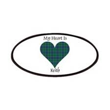 Heart - Keith Patches